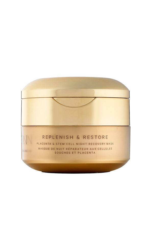 Replenish & Restore - Placenta & Stem Cell Night Recovery Mask