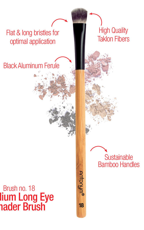 Medium Long Eye Shader Brush