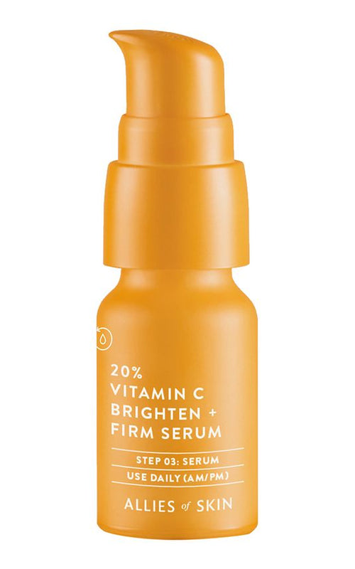 20% Vitamin C Brighten + Firm Serum