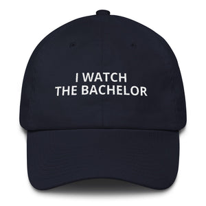 I WATCH THE BACHELOR