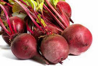 "Detroit Dark Red Beets, 100% Organic ""HEIRLOOM"" Seeds: 50+ Premium strain, Grown in USA - Eagle Art"