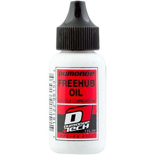 Dumonde Tech Freehub Oil One Color, 4 oz.