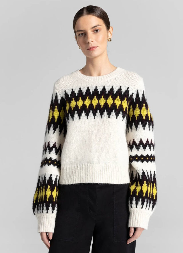 Badgley Sweater