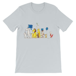 Little People's Vote Kids T-Shirt