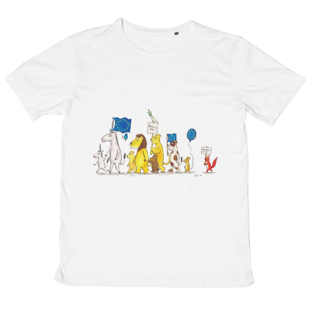 Little People's Vote T-Shirt