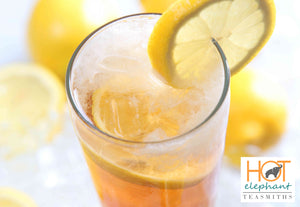 When life gives you lemons…make iced tea!
