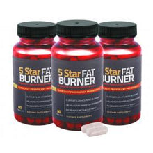 Load image into Gallery viewer, 5 Star Fat Burner