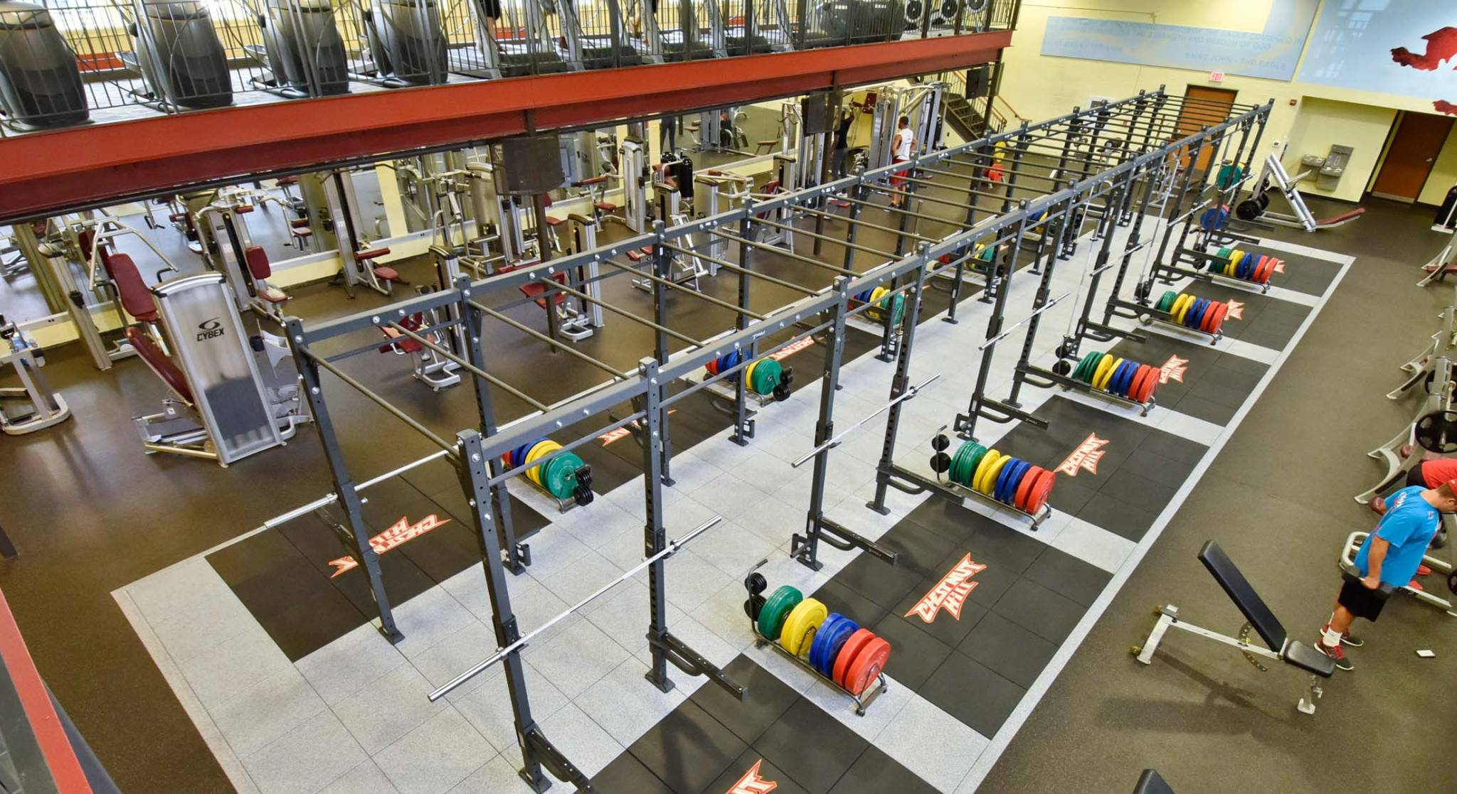 X-Racks featured in The National Fitness Trade Journal
