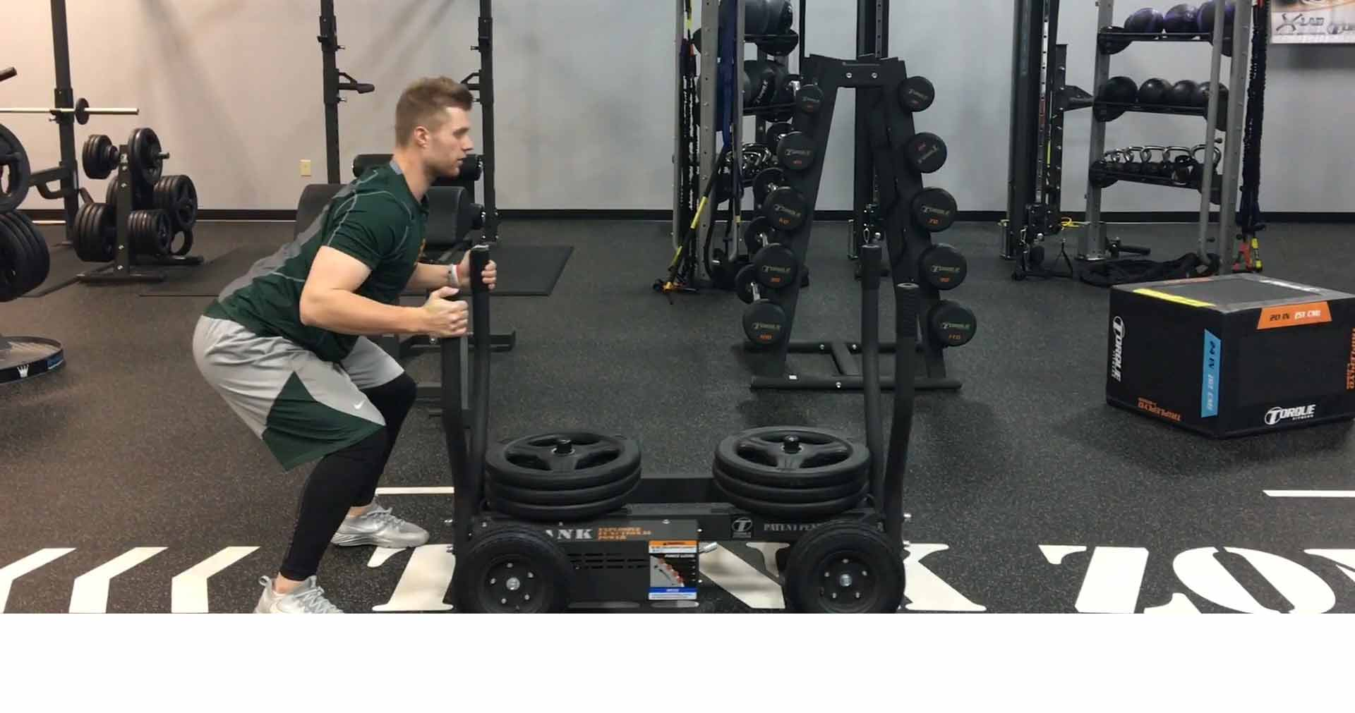 The Benefits of Rowing Exercises for Baseball with Logan Shore