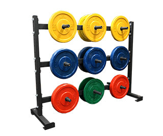 Horizontal Weight Storage