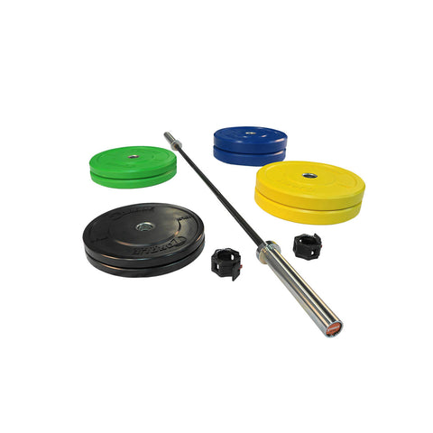 15 Kg Bar - Bumper Package