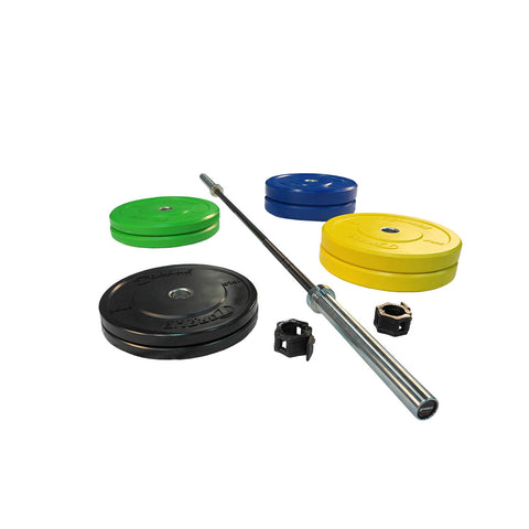 20 Kg Bar - Bumper Package