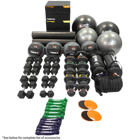 Small Group Training Accessories