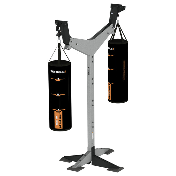 2-Sided Center Heavy Bag Stand