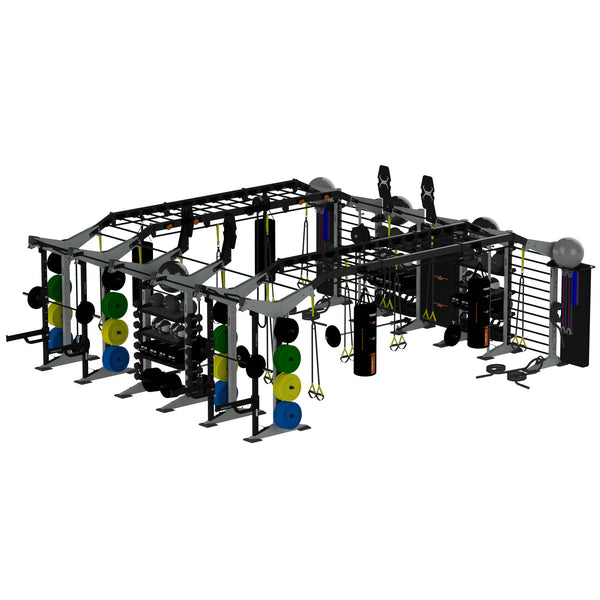 10-Module 23 Ft Functional Bridge - X1 Package