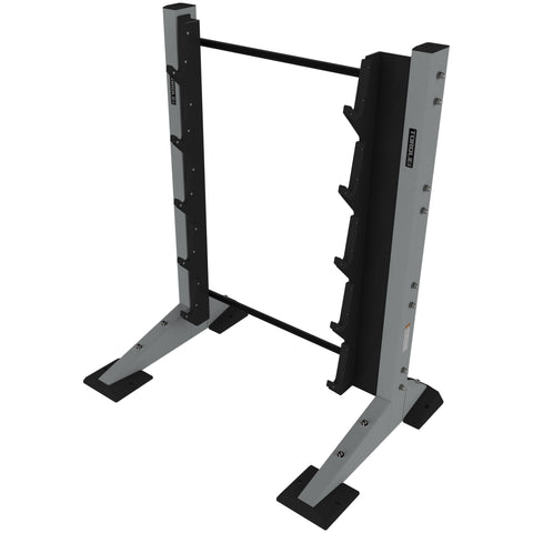 1-Module Wall 5 Barbell Rack