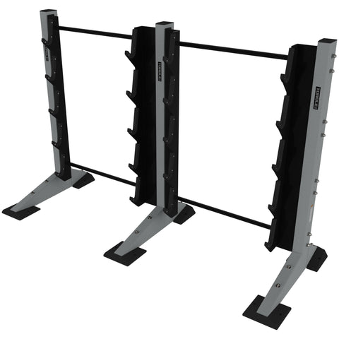 2-Module Wall 10 Barbell Rack