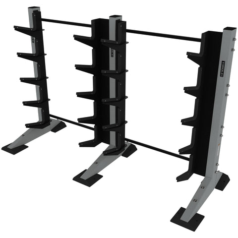 2-Module Wall 20 Barbell Rack