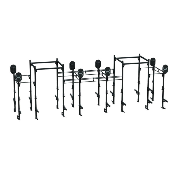 34 X 6 Pull-Up Rack - X1 Package