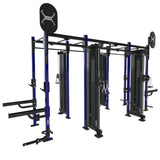 Lifting Rack with Cable Columns