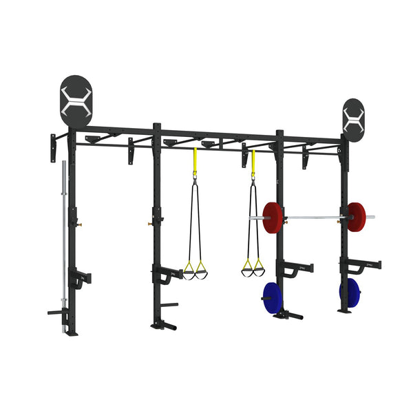 14 X 4 MONKEY BAR WALL MOUNT - X1 PACKAGE
