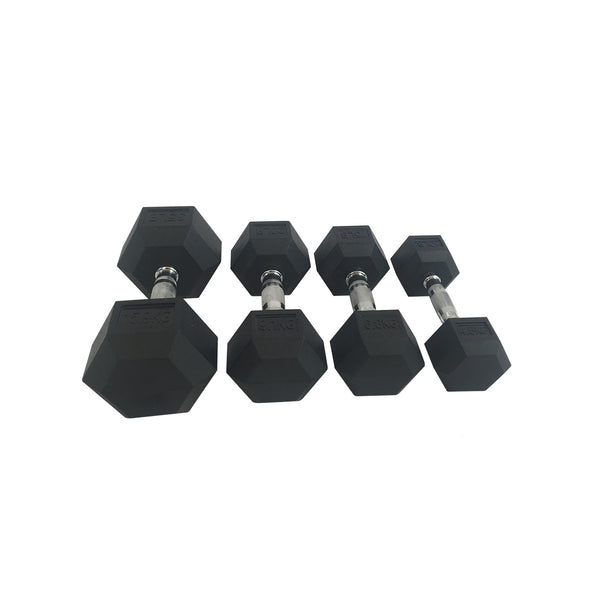 rubber hexagon dumbbell \u2013 torque fitnessHexagon Dumbbells #5