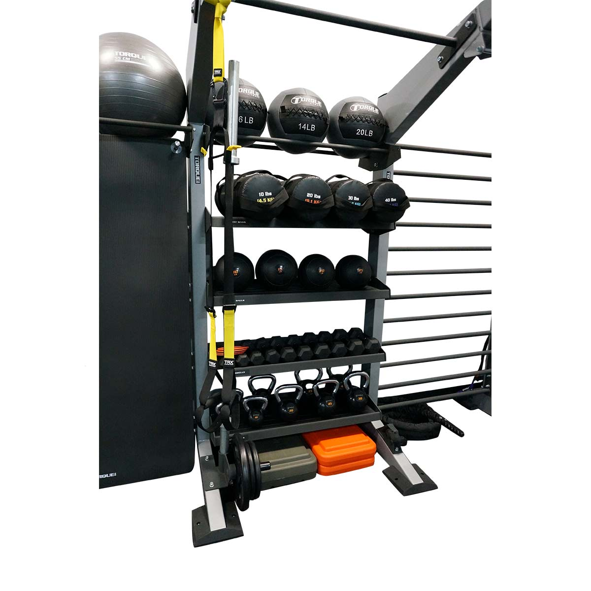 4 Ft 1 2 M Storage Module Torque Fitness