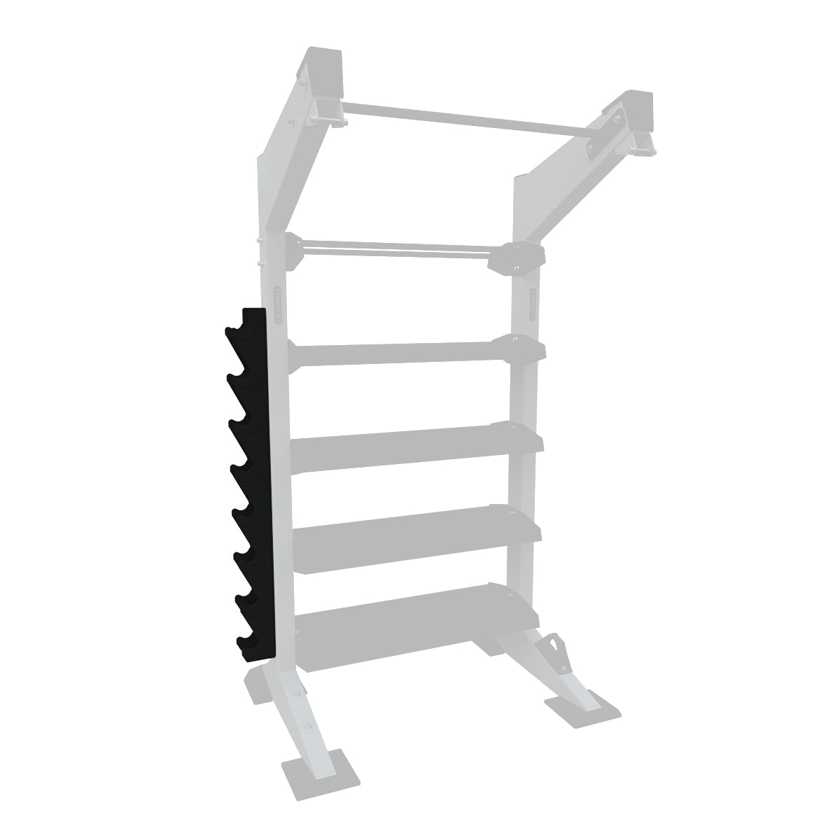 X Create Vertical Dumbbell Storage Torque Fitness