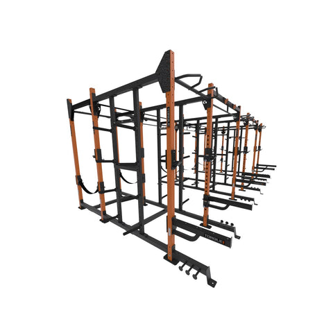 10 x 24 Siege Storage Orange