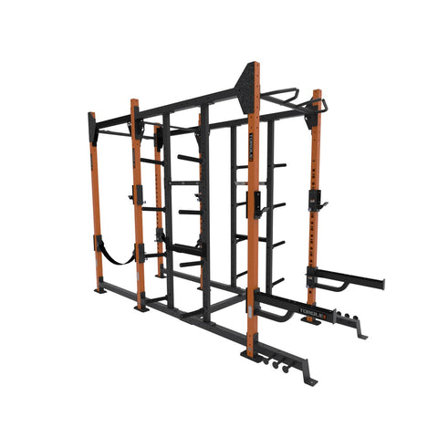 4 x 10 Siege Storage Orange
