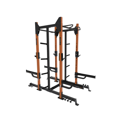 4 X 4 Foot Siege Storage Rack - X1 Package
