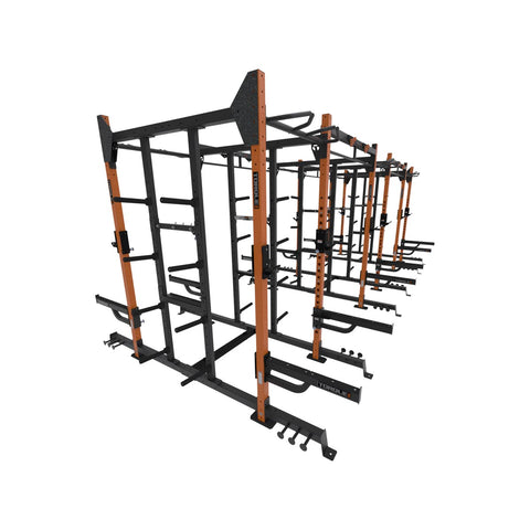 XSS 6 x 24 Storage Rack Orange