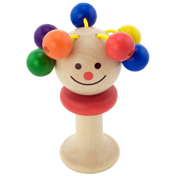 Wooden Shaker Doll - Lolly