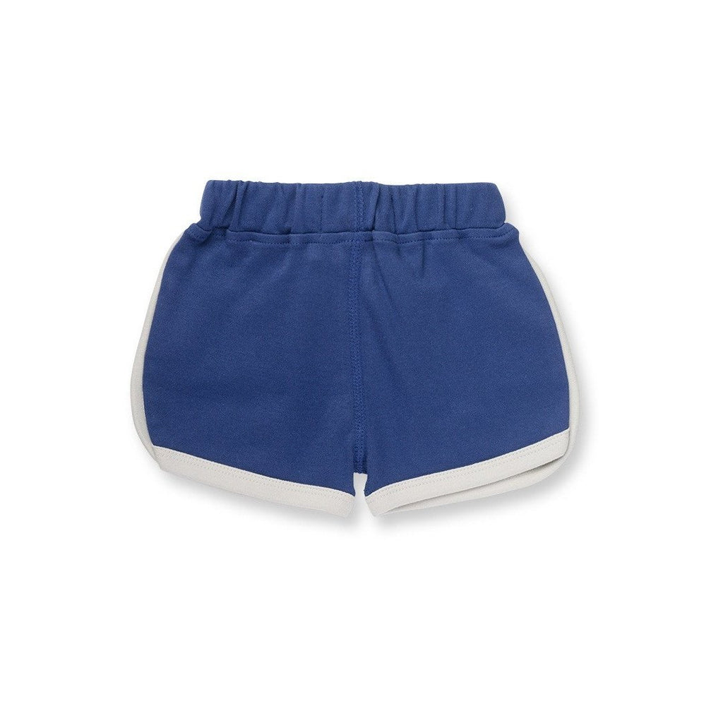 Jet Stream Blue Shorts