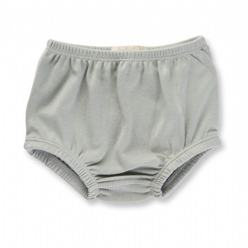 Dove Grey Heart Bloomers