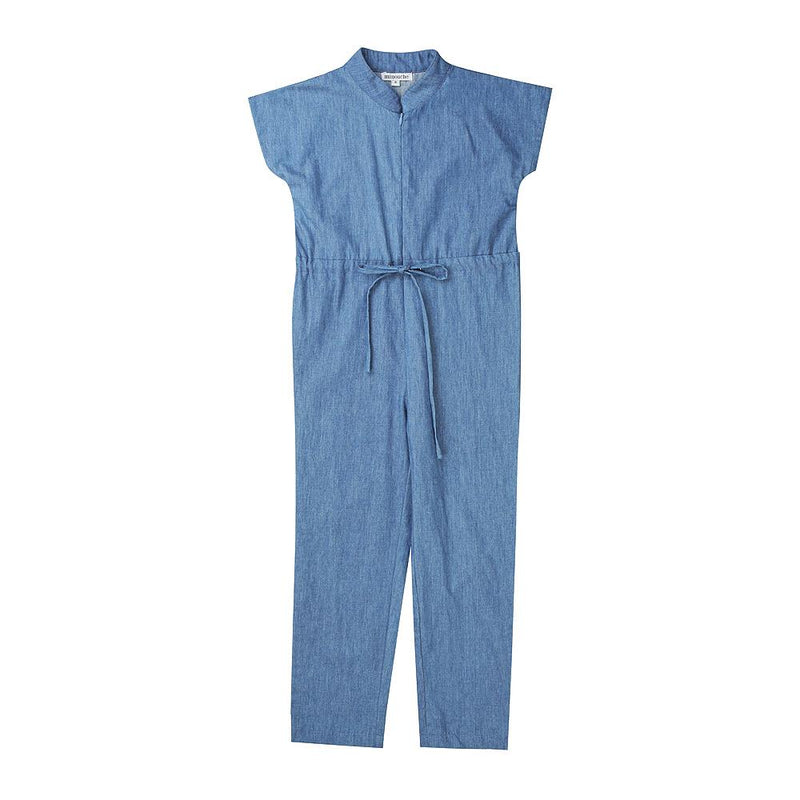 Lisette jumpsuit - chambray