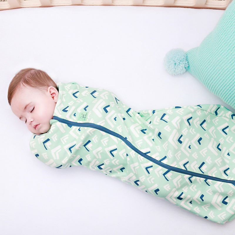 Cocoon Swaddle Bag (0.2 tog) - Mountains