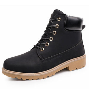 Classic High-Top Boots (4 colors)