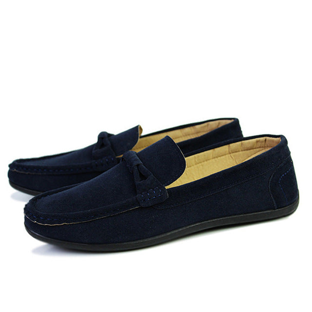 Slip-On Loafers (3 colors)