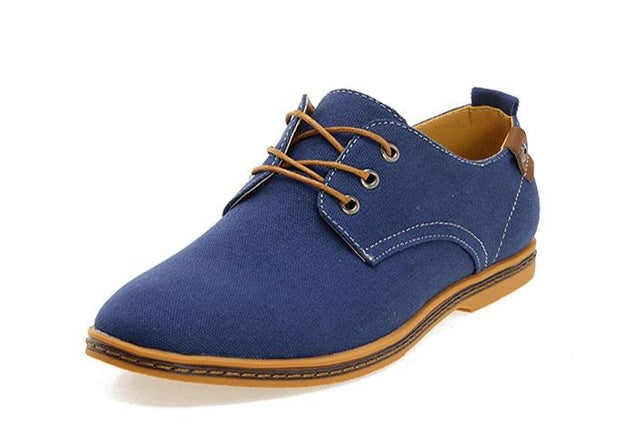 Formal Canvas Shoes (5 colors)