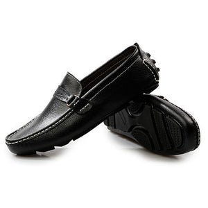 Leather Driving Shoes (3 colors)