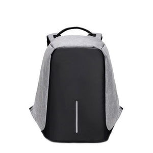 Canvas Anti-Theft Backpack (2 colors)