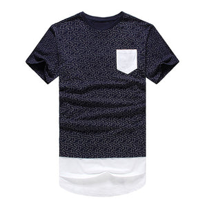 Extended Pocket Tee