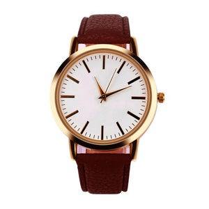 The Timeless Timepiece (4 Colors)