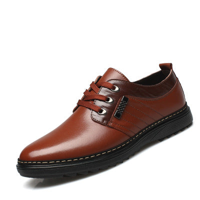 Classic Lace-Up Dress Shoes