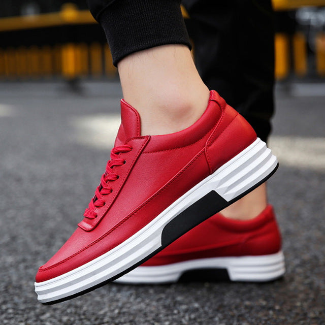 Lace-Up Sneakers (3 colors)