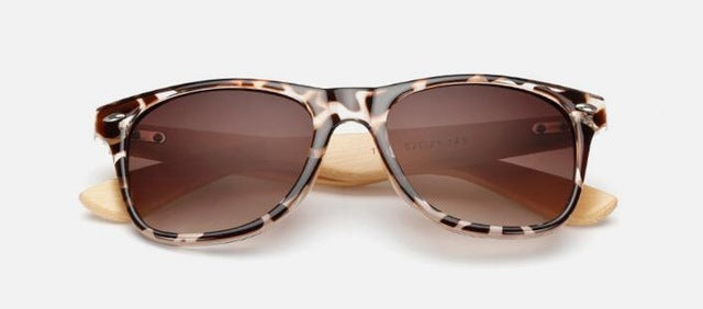 Timeless Essentials Bamboo Sunglasses (16 styles)