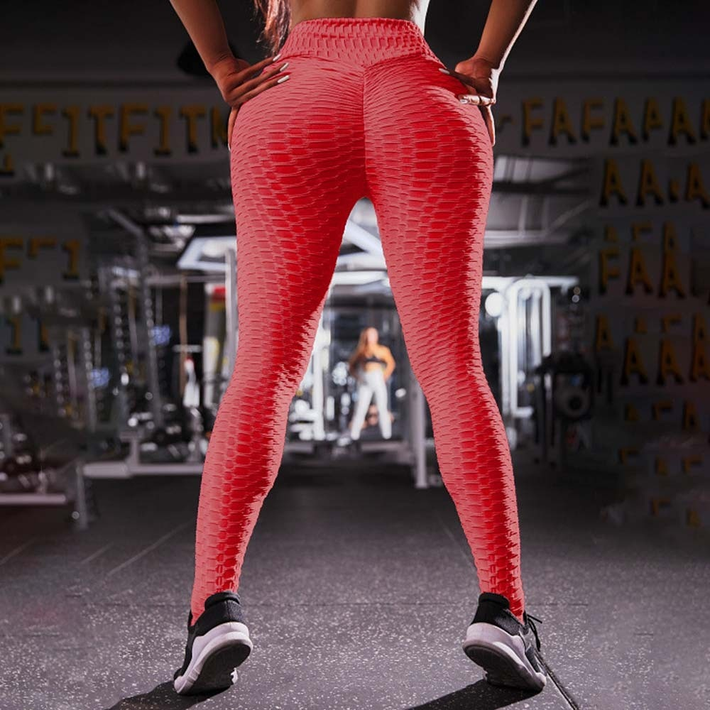 BEFORW High Waist Fitness Leggings Women Workout Push Up Legging Fashion Solid Color Bodybuilding Jeggings Women Yoga Pants