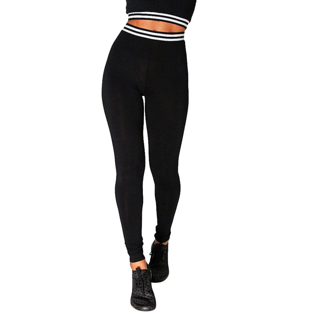 High Waist Running Leggings