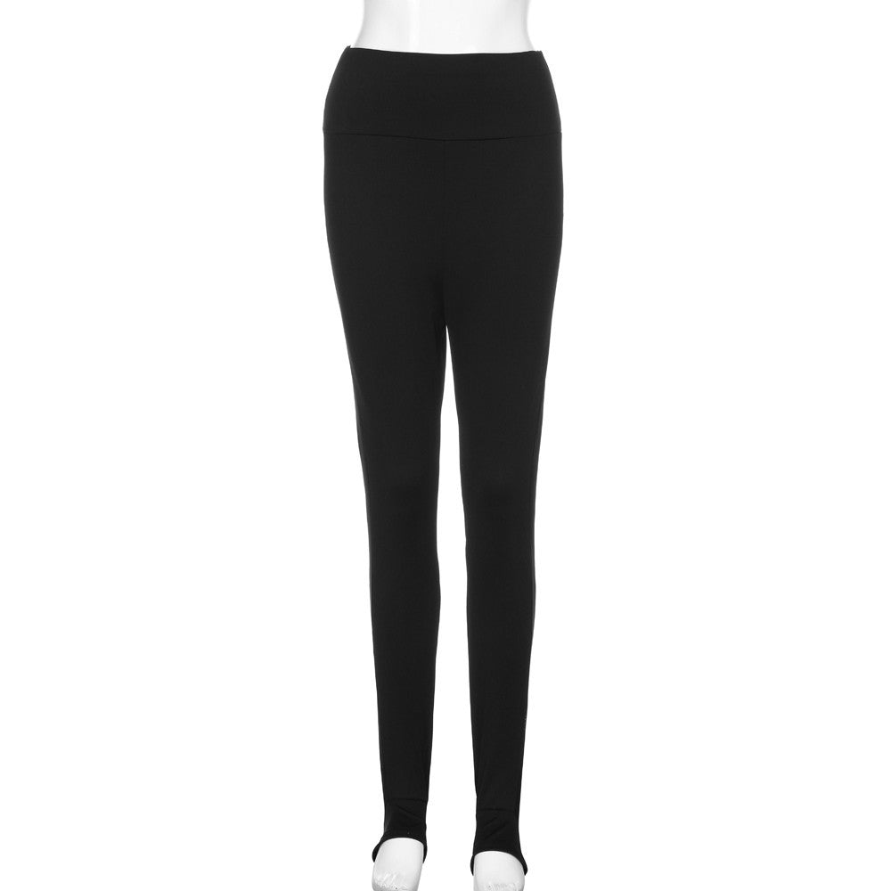 Breathable Mesh Splice Leggings